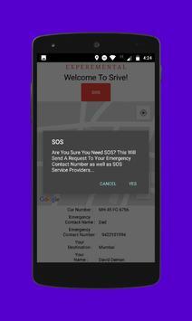 Srive - Your Driving Assistant (Experimental) screenshot 9
