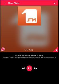 HIPHOP RAP R&B RADIO Stations apk screenshot
