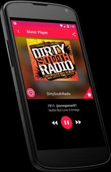 HIPHOP RAP R&B RADIO Stations poster