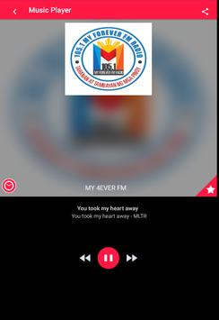 Pinoy Radio (Radyo Tagalog) apk screenshot