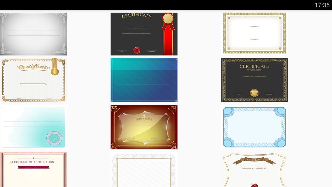 Certificate Maker App for Android - APK Download