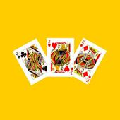 Fortune telling future 52 cards icon