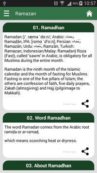 Ramazan Dua With Text apk screenshot