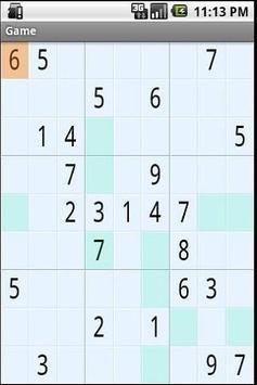 Easy Sudoku poster