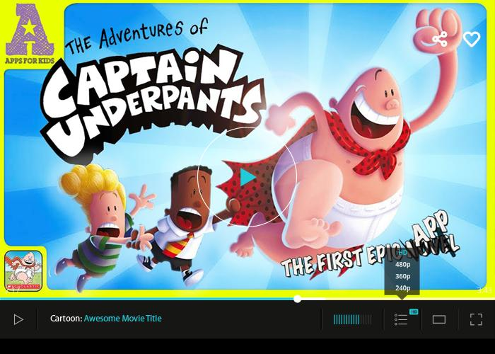 Captain Underpants Adventure For Android Apk Download