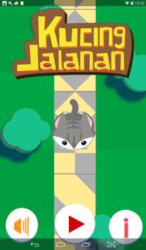 Kucing Jalanan poster