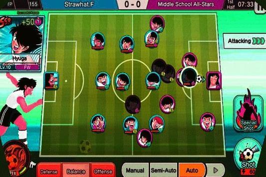 Tips CAPTAIN TSUBASA DREAM TEAM screenshot 6