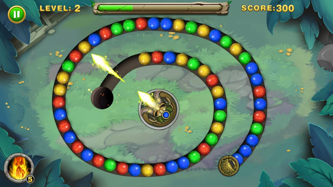 Jungle Marble Blast - Boom! for Android - APK Download