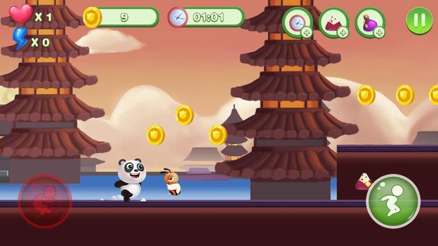 Panda Run screenshot 9