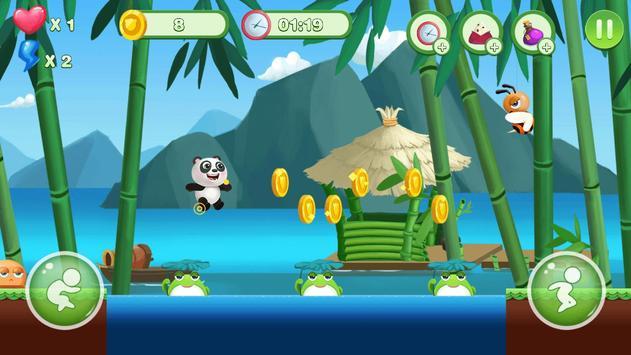 Panda Run screenshot 1