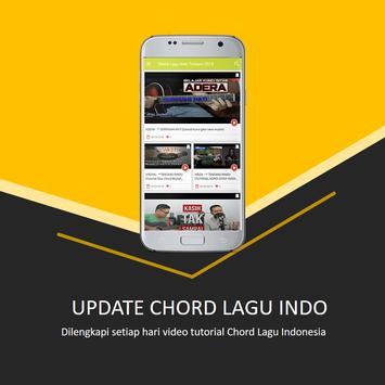 Chord Lagu Indo Terbaru 2018 screenshot 3