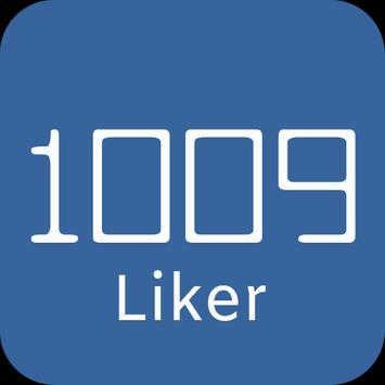 1009 Liker poster