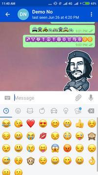 WhatsNew Messenger - Simple & Fast apk screenshot