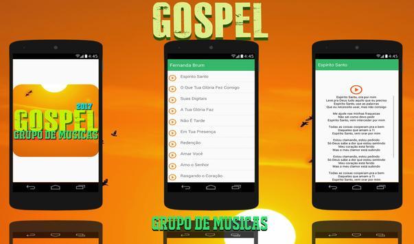 Fernanda Brum Gospel Musicas apk screenshot