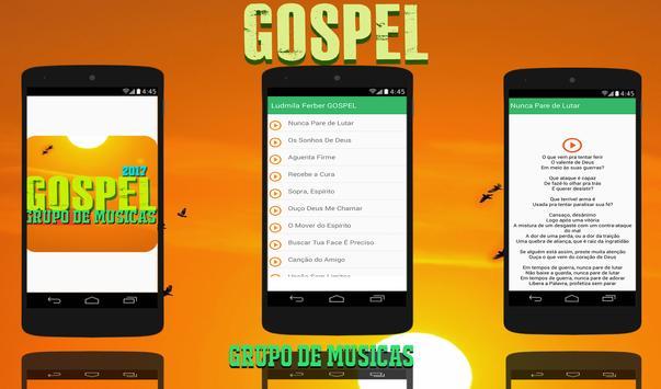 Ludmila Ferber Gospel Musicas livre apk screenshot