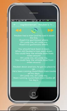 RAG'N'BONE MAN LYRICS SONG apk screenshot