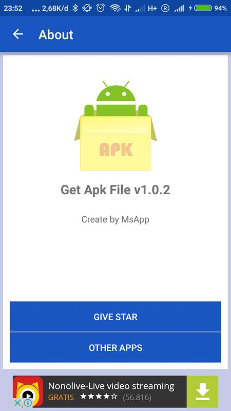 how to get apk file