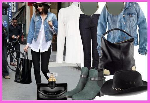 casual wear styles (female) apk screenshot