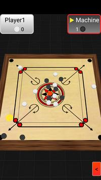 Carrom Board Game poster