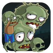 Angry Zombie World icon