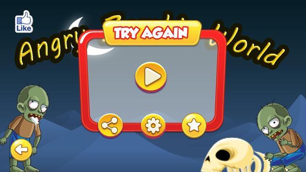 Angry Zombie World screenshot 1