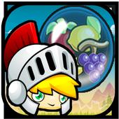 Knight Fruit Run icon