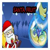 Santa Fruit icon