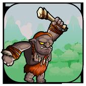 Super Troll Adventure 2D icon