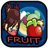 Pink Ninja Warrior Fruit icon