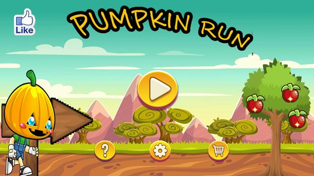 Pumpkin Run poster