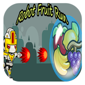 Robot Fruit Run icon