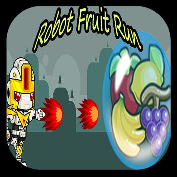 Robot Fruit Run apk screenshot