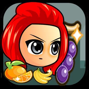 Red Girl Fruit apk screenshot