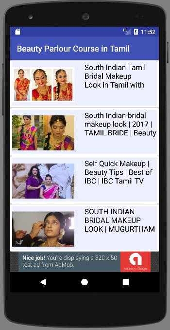 Beauty Parlour Course Tamil / தமிழ் for Android - APK