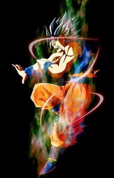 Goku Wallpaper HD apk screenshot