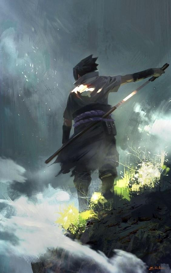Sasuke Uchiha Wallpapers Hd For Android Apk Download