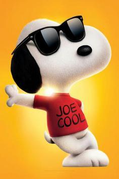 Snoopy Wallpapers Poster Apk Screenshot