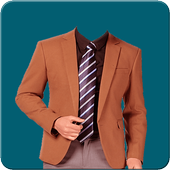 Suit Photo Frames Editor icon