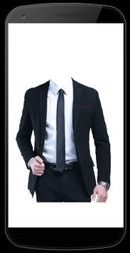 Suit Photo Frames Editor poster