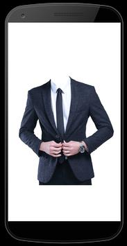Suit Photo Frames Editor apk screenshot