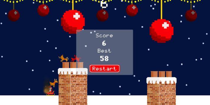 Santa Rush apk screenshot