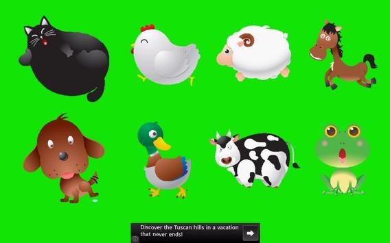 Baby Sounds: Animals apk screenshot