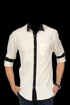 Man Shirt Photo Suit Editor screenshot 1