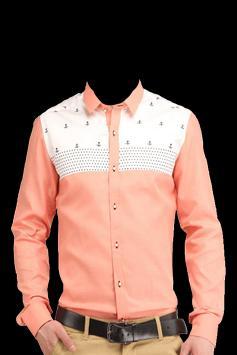 Man Shirt Photo Suit Editor screenshot 2