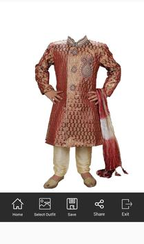 Children Sherwani Photo Suit screenshot 1
