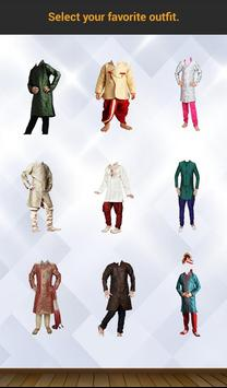 Children Sherwani Photo Suit screenshot 5
