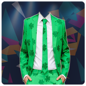 Cool Funky Dress Photo Suit icon
