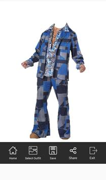 Cool Funky Dress Photo Suit screenshot 3