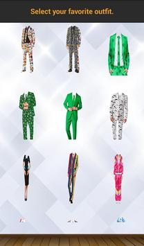 Cool Funky Dress Photo Suit screenshot 7