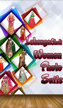 LehengaCholi Women Photo Suit poster